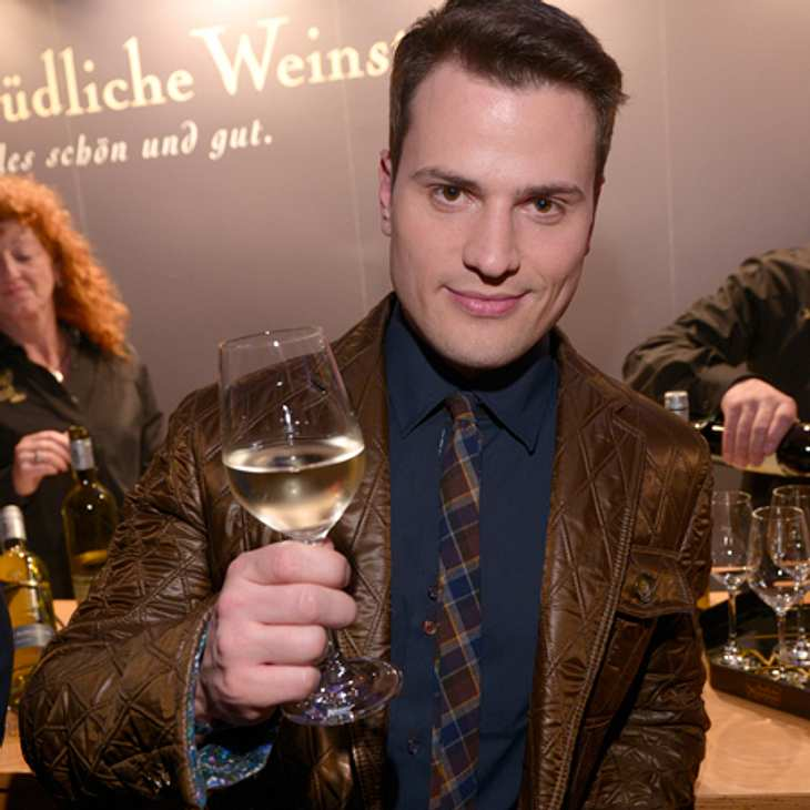 Auch Rocco Stark feierte in Hamburg