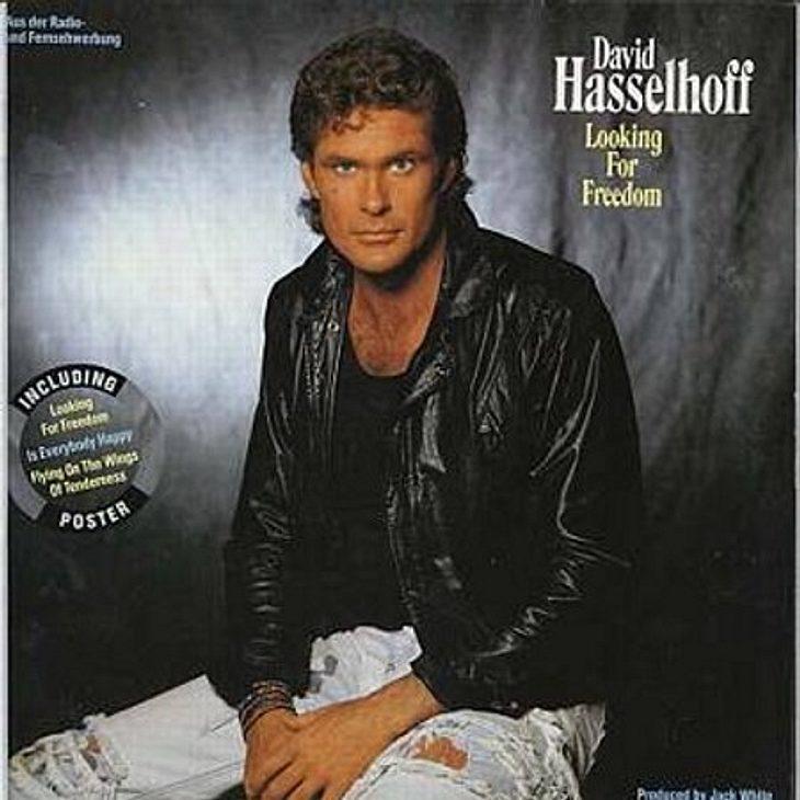 """60 Jahre Schallplatte in Deutschland! - Die ersten und liebsten Schallplatten der RedaktionRominaIn meinem Interview mit David Hasselhoff habe ich es ja neulich schon mal gebeichtet: Ich war als Kind ein absoluter Fan von """"Knight Rider"""