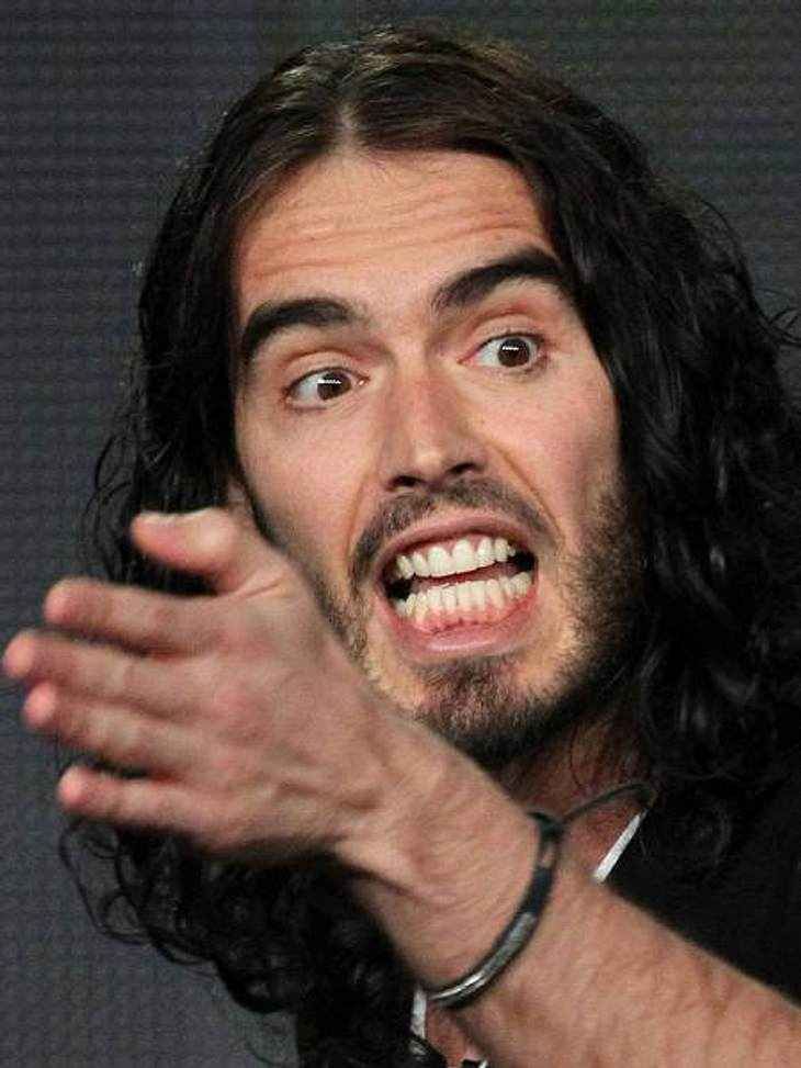 Russell Brand: Verhaftung in New Orleans