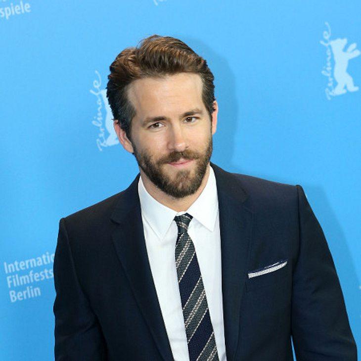Ryan Reynolds wurde von Paparazzo angefahren!