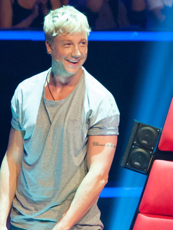 """The Voice: Samu Haber bringt mit den """"Schönen Mannheims"""" alle zum Lachen!"""