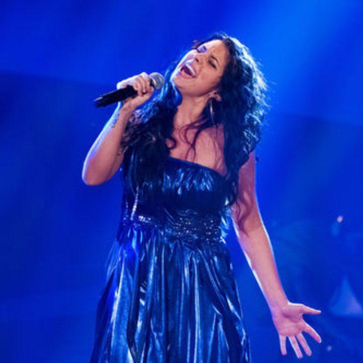 """""""The Voice""""-Kandidatin Sara nutzte ihre zweite Chance"""