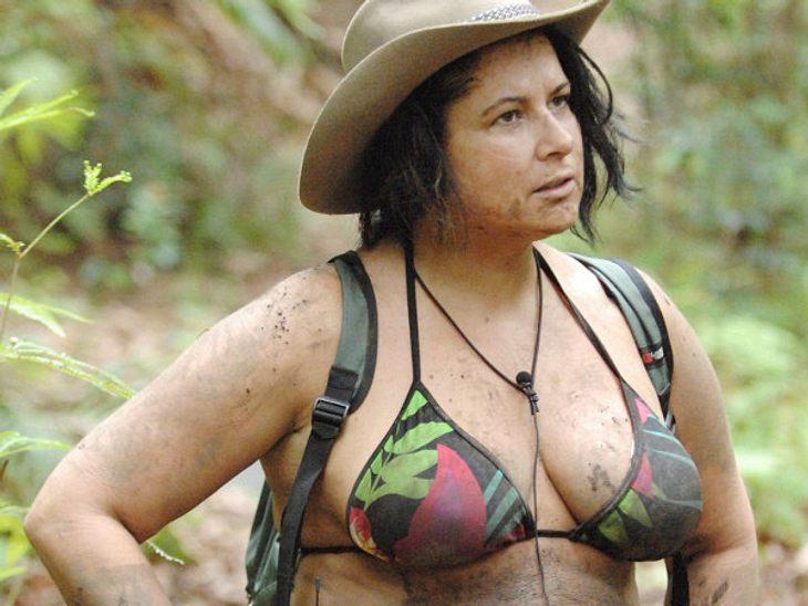 """Dschungelcamp 2013Platz 10: Die Stars, wobei """"echte"""" Stars im Camp ja auch eine Rarität sind und der Promi-Grad ja nichts mit dem """"Unterhaltungswert"""" zu tun hat.,"""