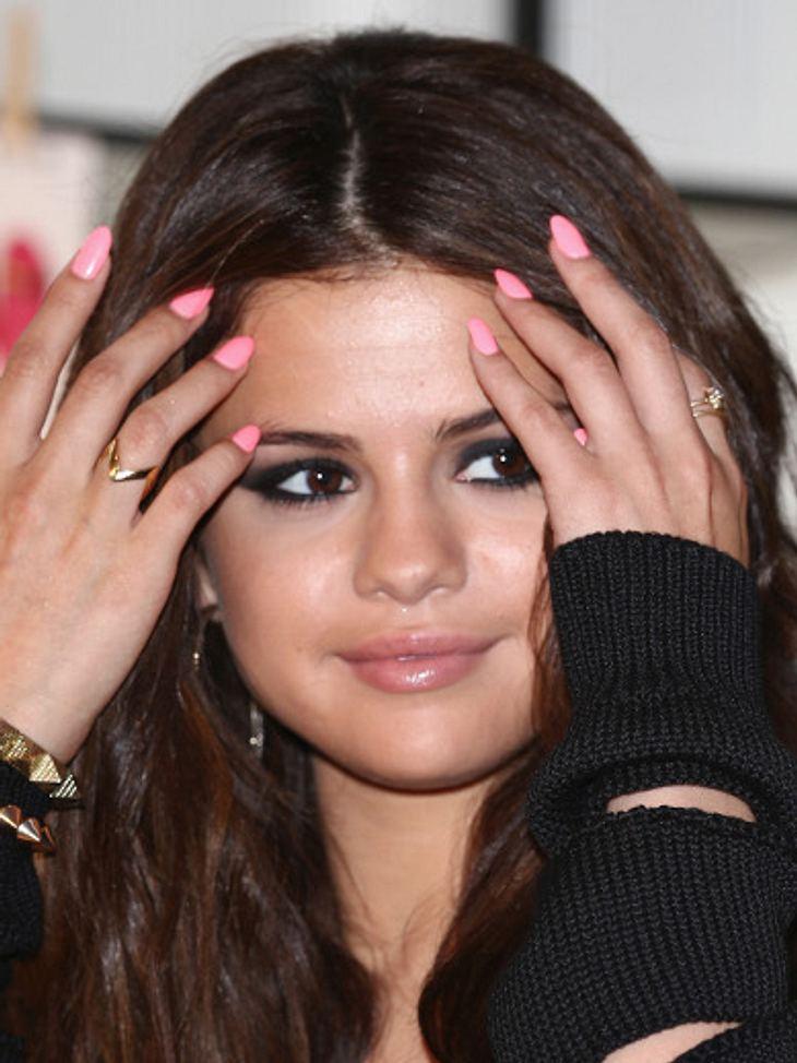 Was war nur mit Selena los?