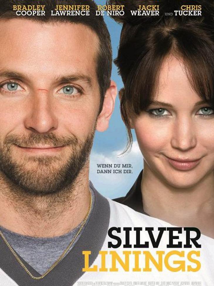 "Ab 3.1. im Kino: ""Silver Lining"""
