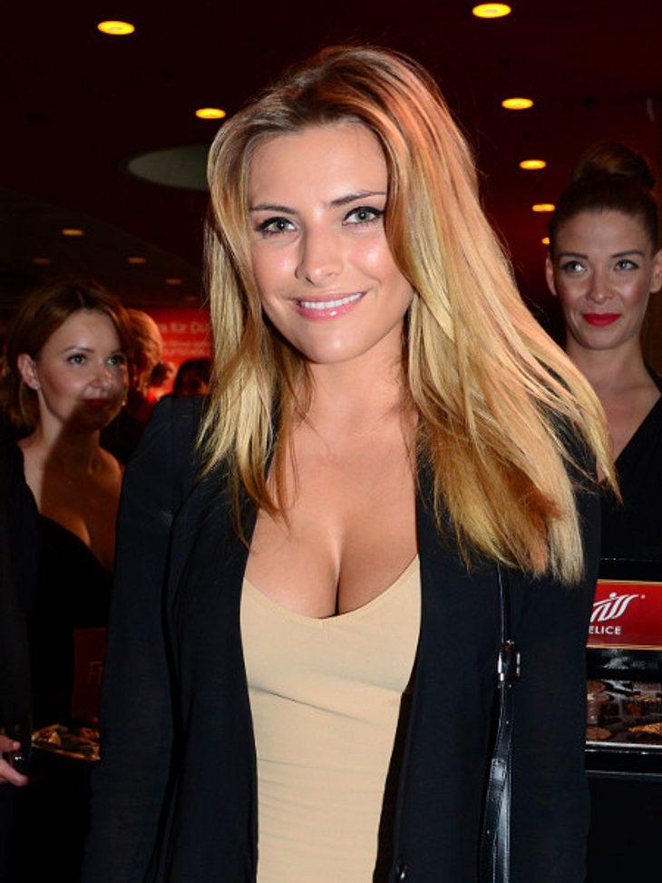 "Sophia Thomalla auf der Mai-Ausgabe des ""Playboy"""