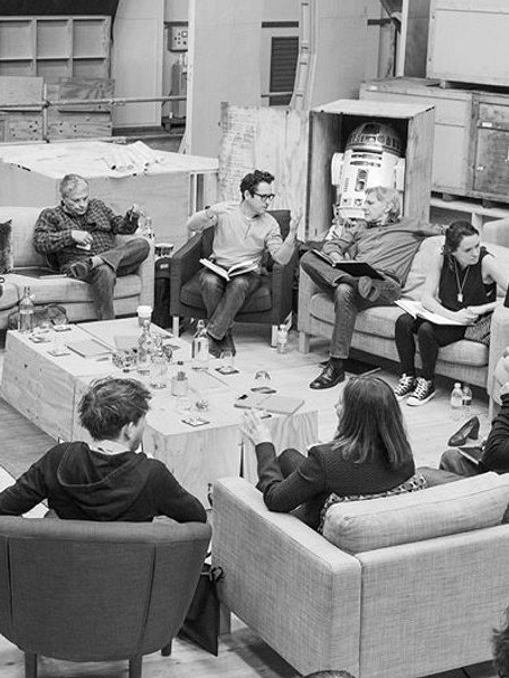 Die Besetzung von Star Wars Episode VII steht fest