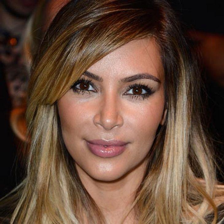 Kim Kardashian muss auf ihren Stern verzichten