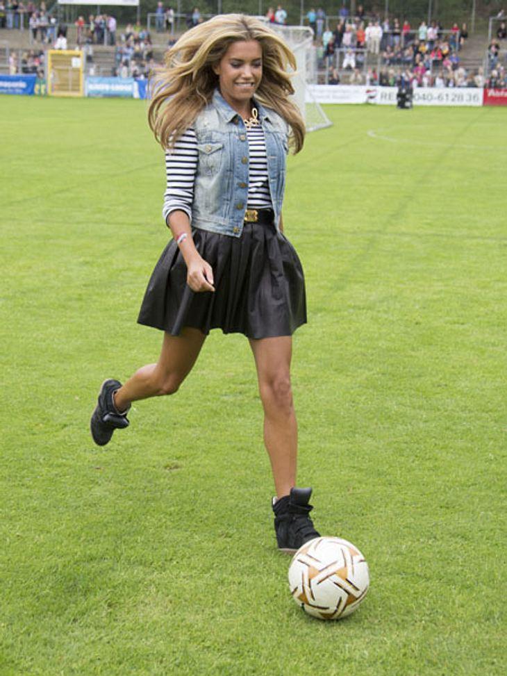 Das richtige Ballgefühl: Sylvie van der Vaart