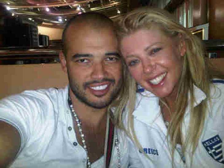 Gar nicht wahr: Tara Reid heiratete nicht Michael Lillelund, sondern Zack Kehayov