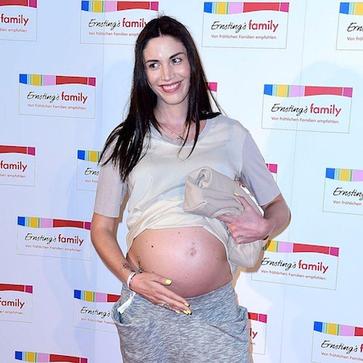 Tessa Bergmeier erwartet ihr erstes Baby