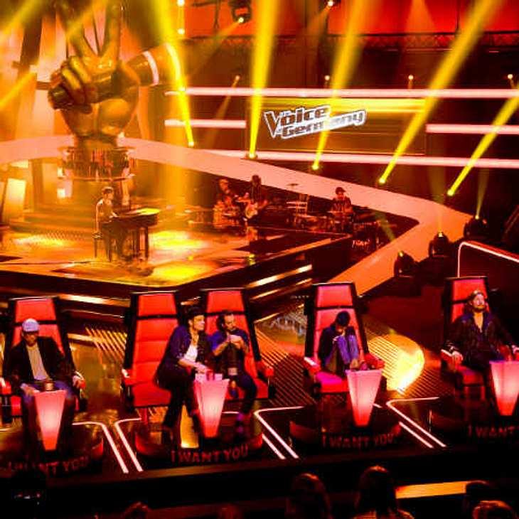 """Gestern hatte """"The Voice Of Germany"""" einen sensationellen Start mit super Quoten!"""