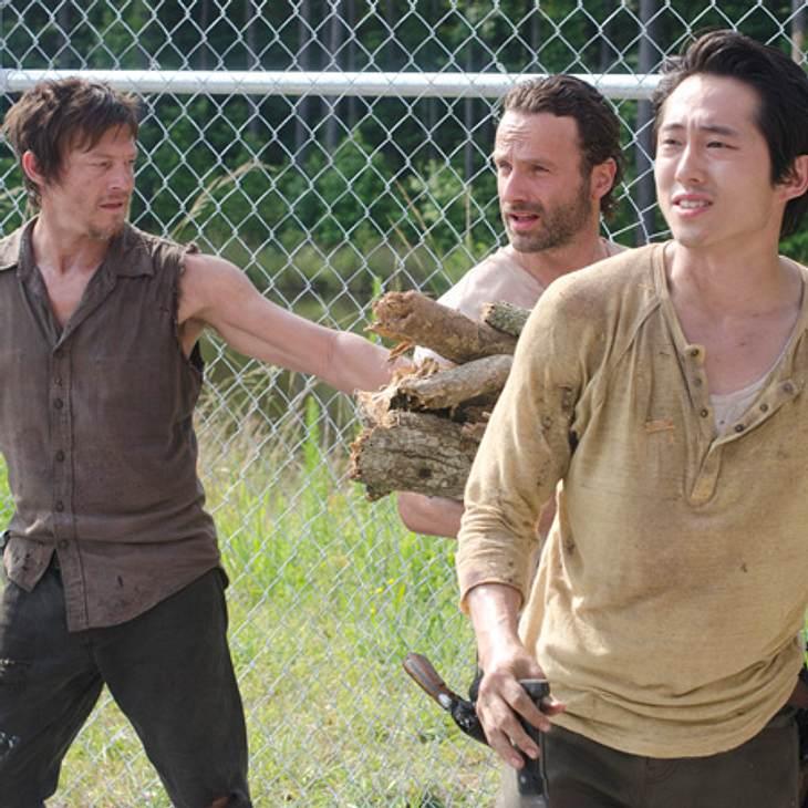 The Walking Dead: 8 Fakten zur Kultserie!