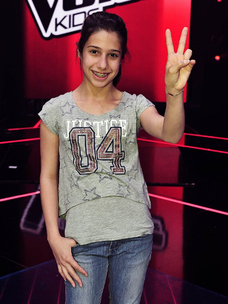"Michèle hat ""The Voice Kids"" gewonnen."