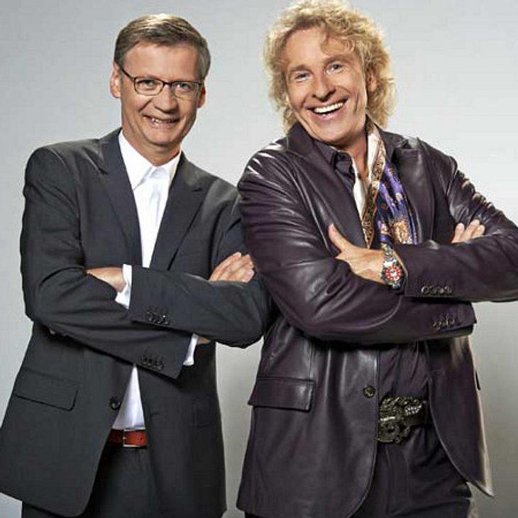 Thomas Gottschalk und Günther Jauch nehmen den Kampf auf