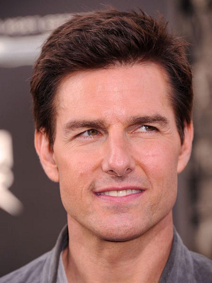 Tom Cruise verdient am meisten in Hollywood