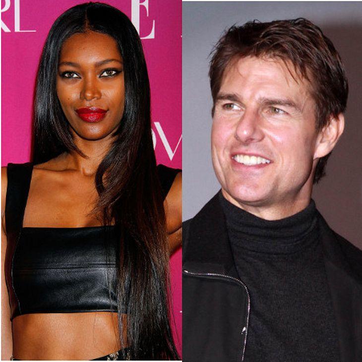 Nach Katie Holmes soll es jetzt eine neue Frau in Toms Leben geben: Model Jessica White
