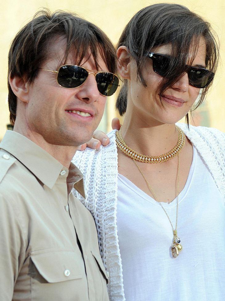 Tom Cruise und Katie Holmes müssen gemeinsam vor Gericht erscheinen