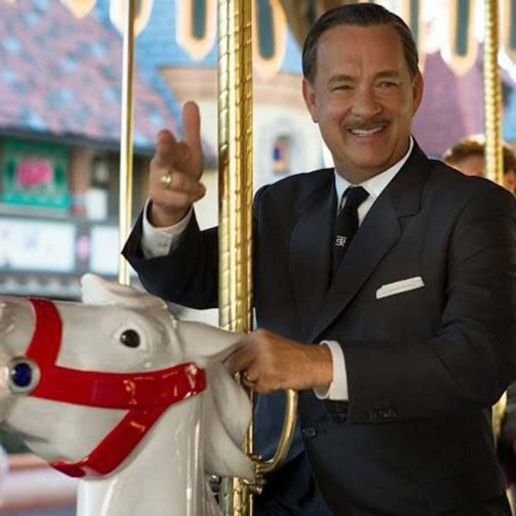 "Tom Hanks als Walt Disney in ""Saving Mr. Banks"""