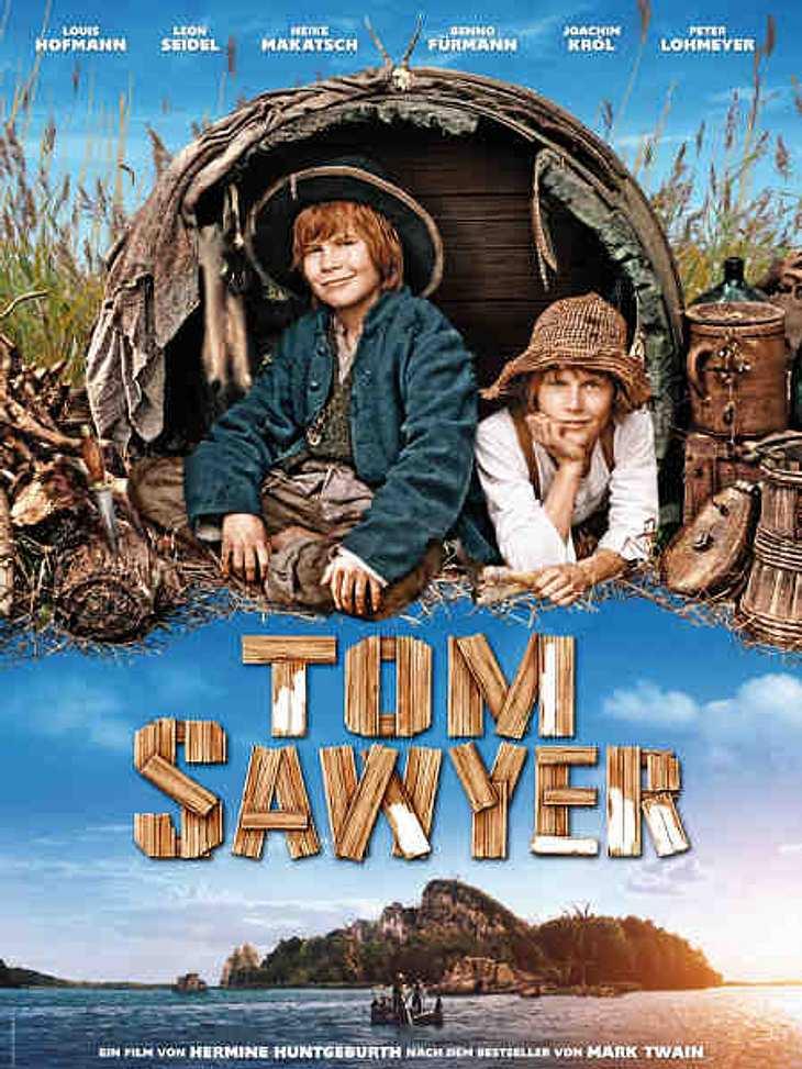 """Unser Kino-Tipp: """"Tom Sawyer"""" ab dem 17.11.2011 im Kino"""