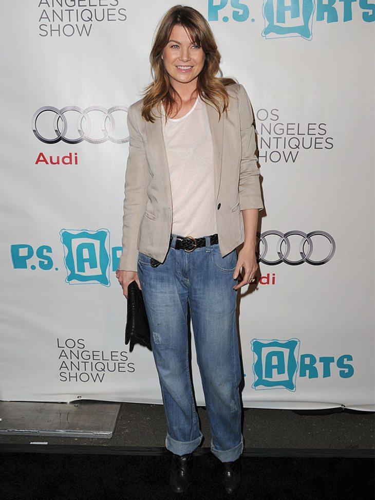 """Star werden - einfach so! Prominent durch ZufallAls Jugendliche arbeitete """"Grey's Anatomy""""-Star Ellen Pompeo als Barkeeperin. 1996 - als Ellen 26 Jahre alt war - kam ein Agent in die Bar und bot ihr eine Rolle in einem Werbespot a"""