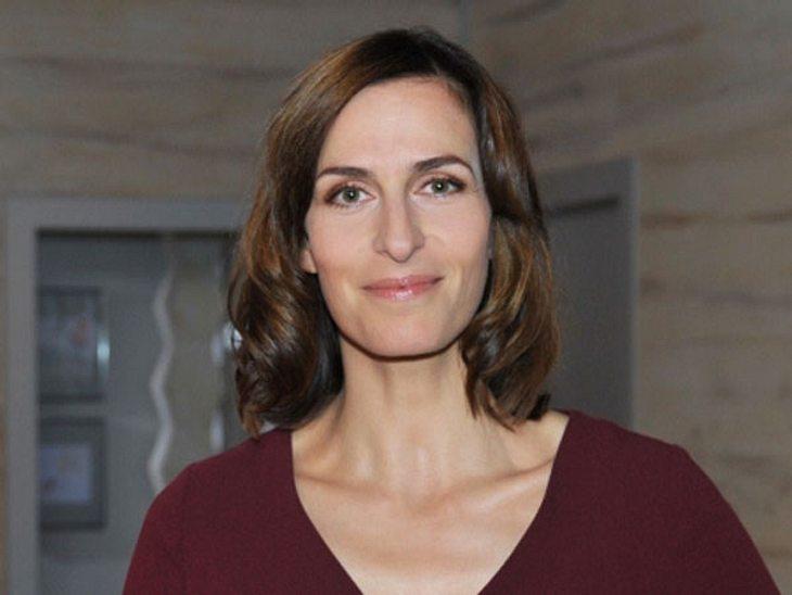"""Ulrike Frank spielt seit zehn Jahren die intrigante Katrin Flemming bei """"GZSZ""""."""