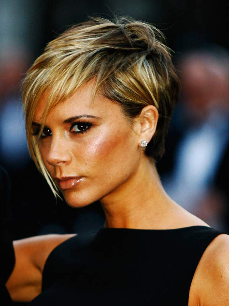 undefined Victoria Beckham: Das Frisuren-Chamäleon