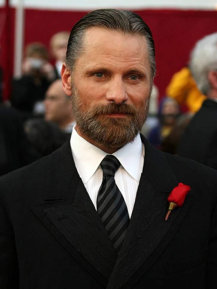 Trend in Hollywood: Die Männer tragen wieder Bart