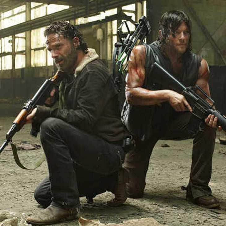 'The Walking Dead': 5. Staffel geht im Februar weiter!