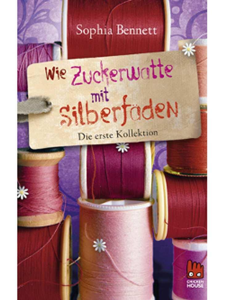 """""""Wie Zuckerwatte mit Silberfäden  Die erste Kollektion"""" von Sophia Bennett"""