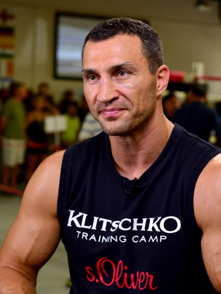 Er ist nicht nur Boxer, sondern auch promovierter Sportwissenschaftler