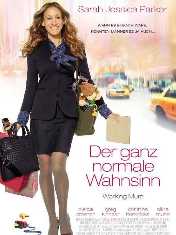 """Unser Kino-Tipp: """"Der ganz normale Wahnsinn - Working Mum"""" ab dem 17.11.2011 im Kino"""