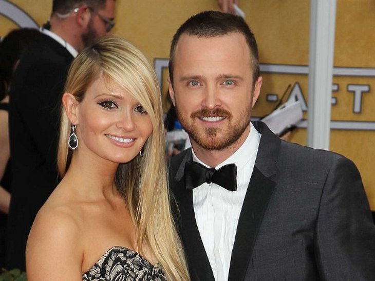 Aaron Paul hat geheiratet.