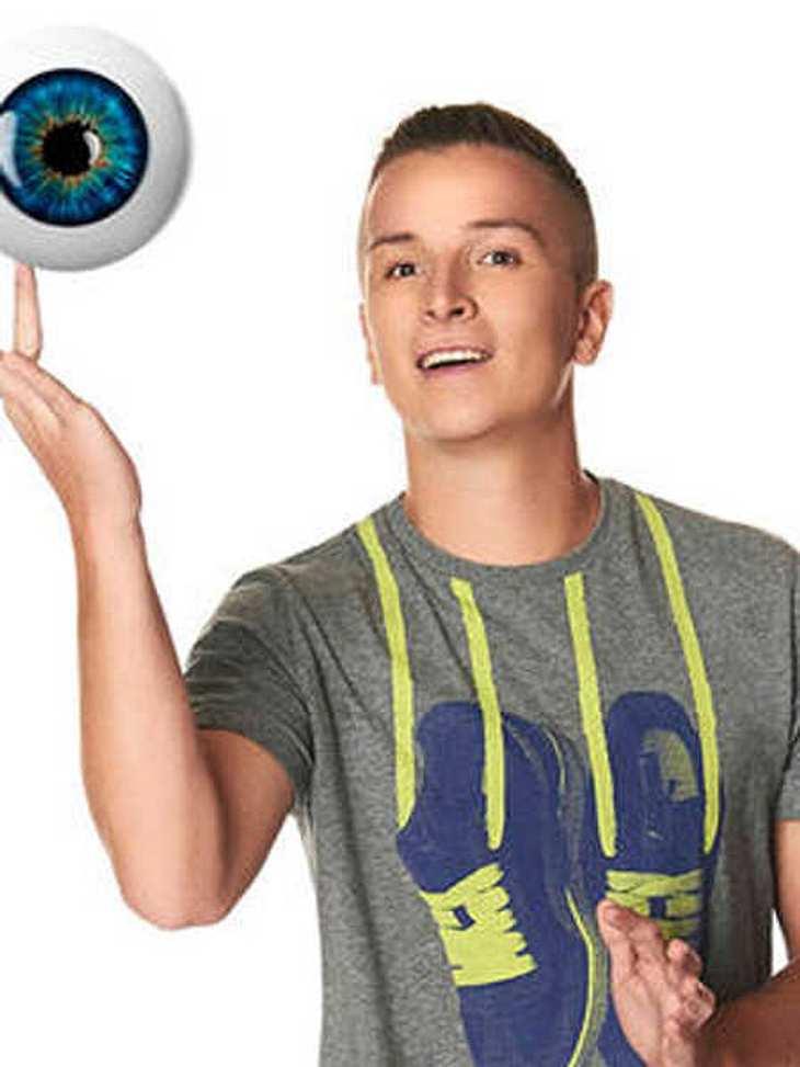"""Aaron Troschke moderiert die Web-Show zu """"Promi Big Brother"""""""