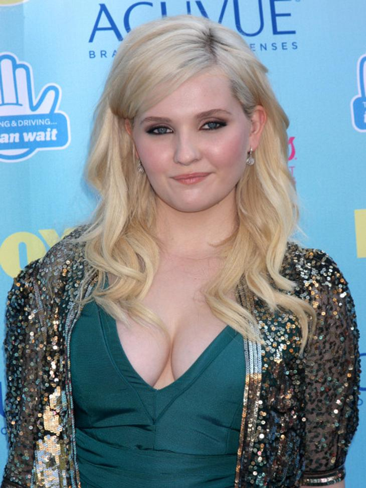 "Abigail Breslin war ""Little Miss Sunshine"""