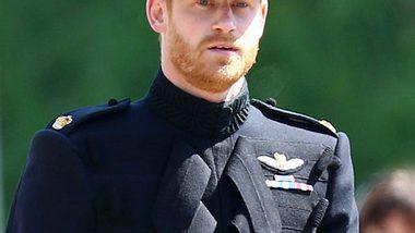 Prinz Harry: Tränenreicher Abschied! - Foto: Getty Images