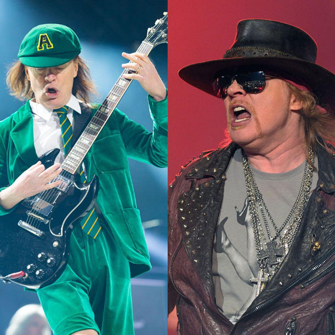 AC/DC meets Guns 'n' Roses?
