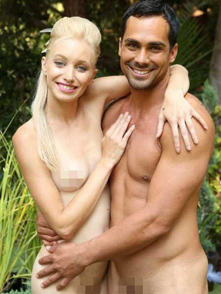 """Ashley Fonda und Alika Medeiros haben sich bei """"Dating Naked"""" verliebt."""