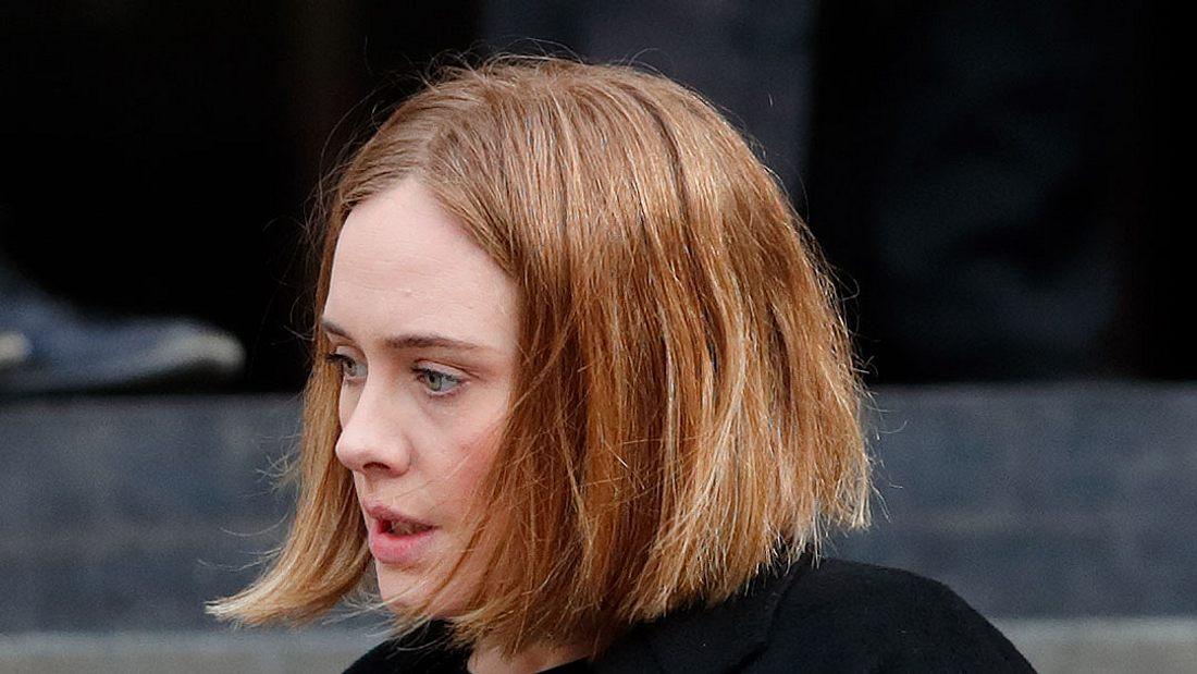 Adele: Sie spricht über ihr Karriere-Aus!