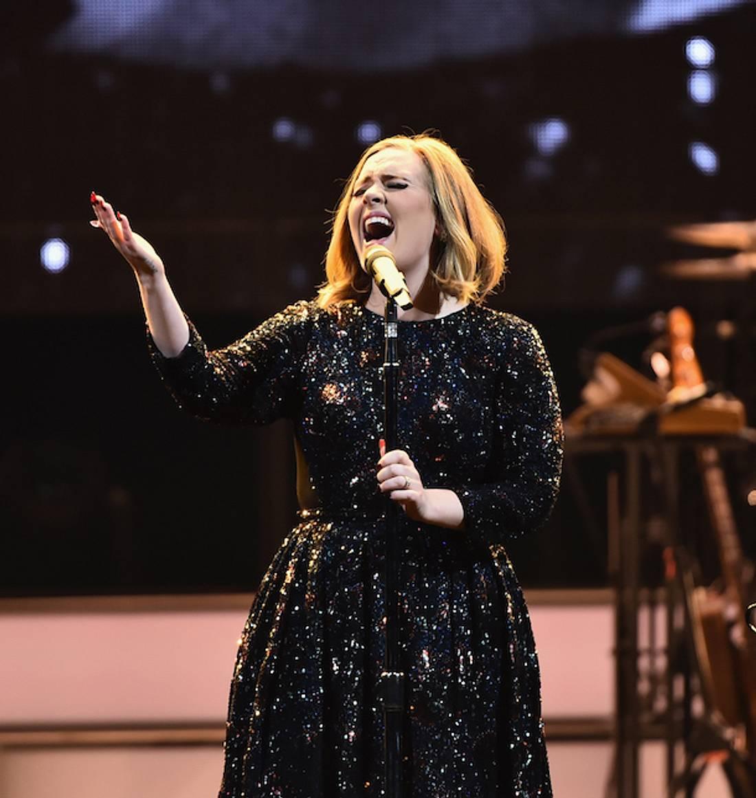 Ton-Ausfall! Publikum singt für Adele