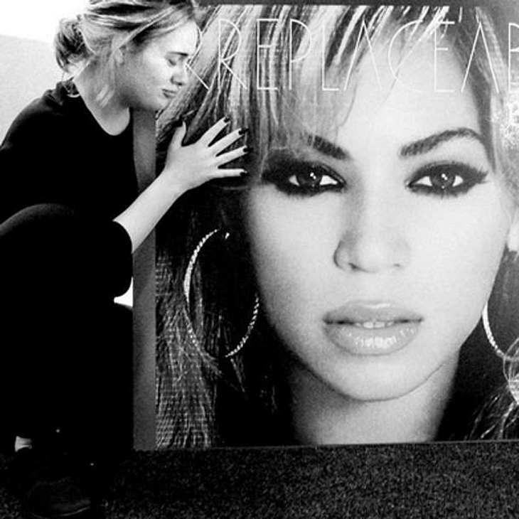 Adele Beyoncé Liebeserklärung