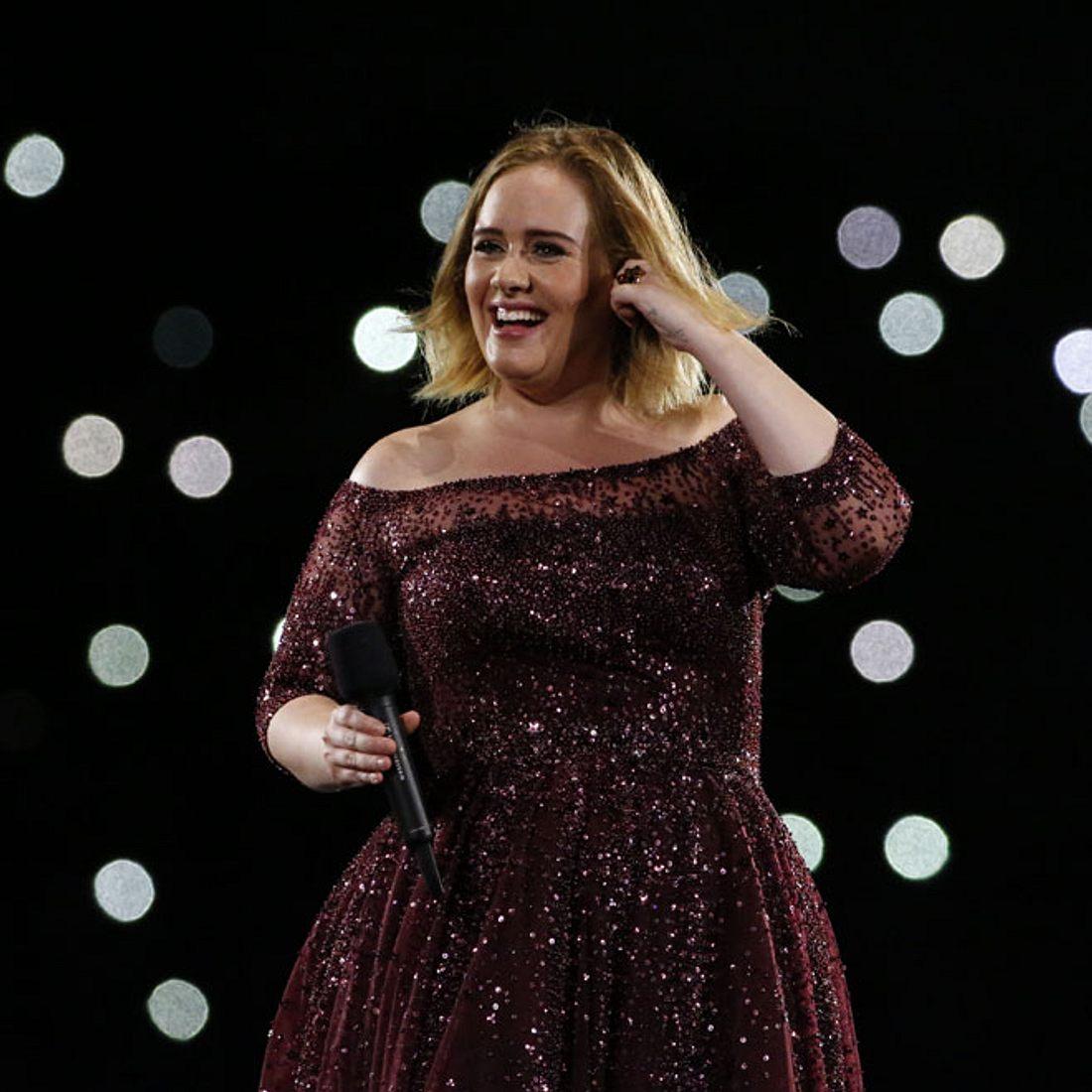 Adele: Abnehm-Hammer!