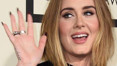 Adele sagt ungeschminkt und fertig ihr Konzert ab