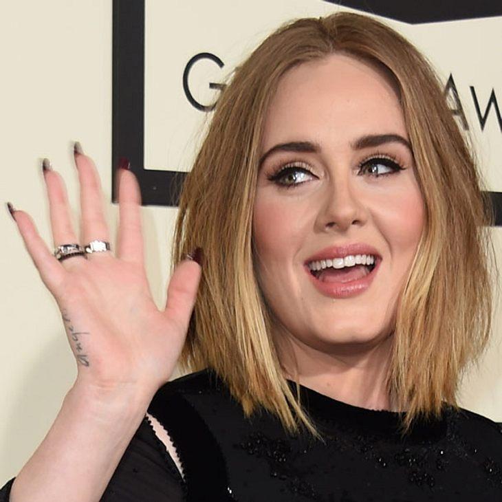 Adele - So fertig haben wir sie noch nie gesehen