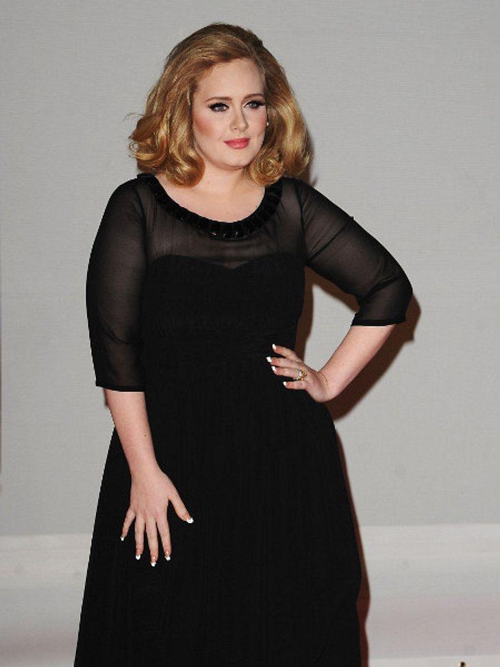 Adele: Sie ist die Abräumerin des Jahres