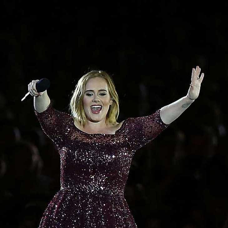 Adele macht endlich ihre heimliche Hochzeit offiziell!