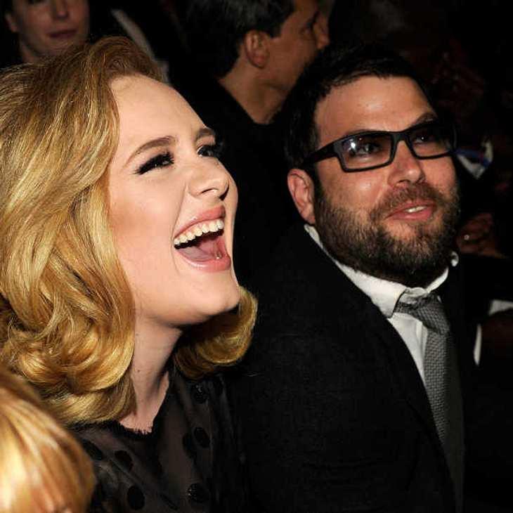 Adele: So romantisch beweist ihr Freund Simon Konecki ihr seine Liebe!