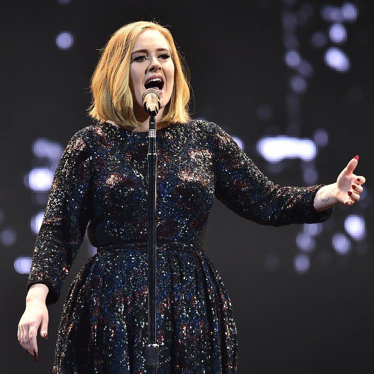 Adele will eine Pause machen