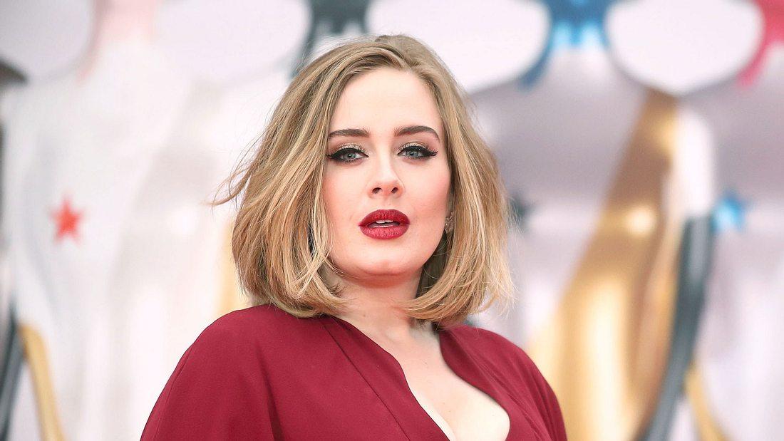 Adele hat die Scheidung eingereicht