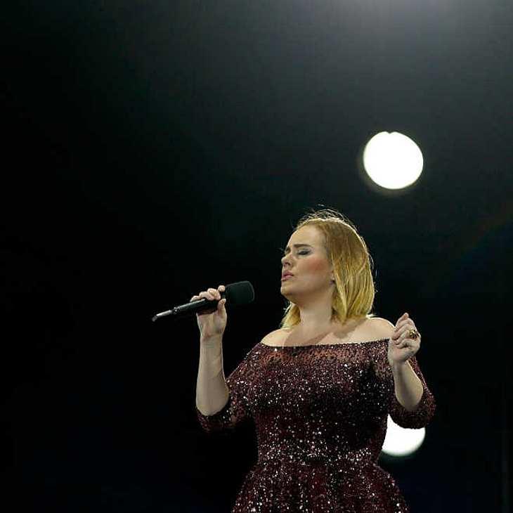 Adele macht Schluss mit dem Tour-Leben!
